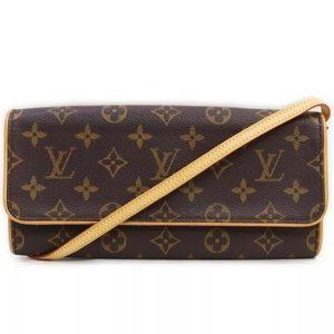 Louis Vuitton twin GM shoulder bag